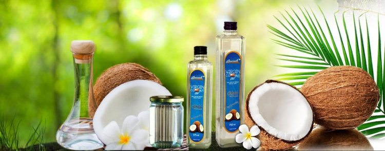 Types of Coconut Oil