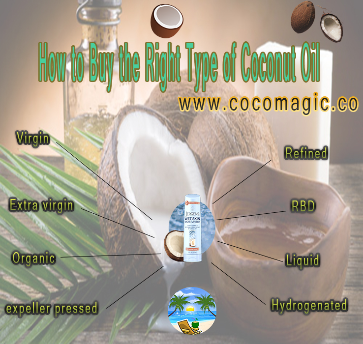 How to Buy the Right Type of Coconut Oil