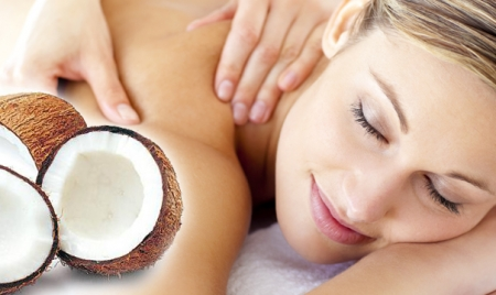 Top 5 Ways to Chase Away Stress With Coconut Oil Massage