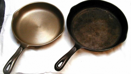 How To Clean Cast Iron and Its Rust Using Coconut Oil