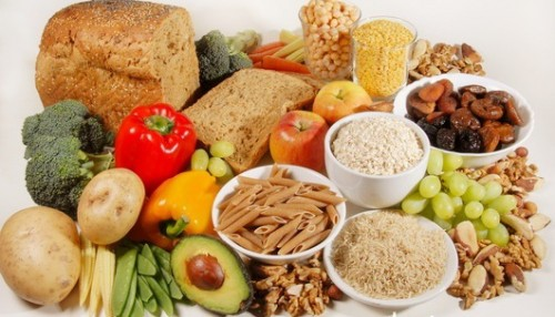 Foods High in Fiber