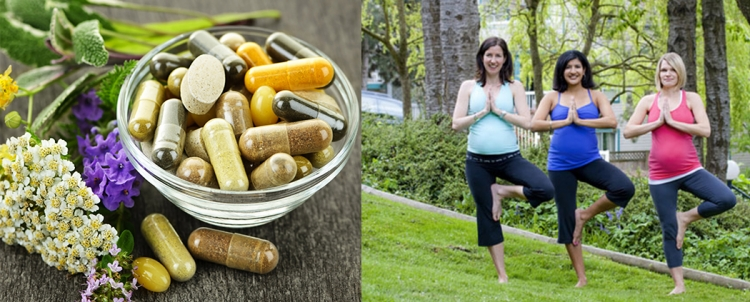 Organic Supplements during Pregnancy