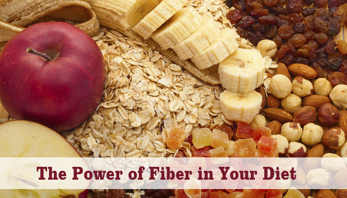 Top Benefits of Fiber
