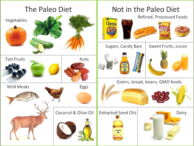 Whats The Paleo Diet