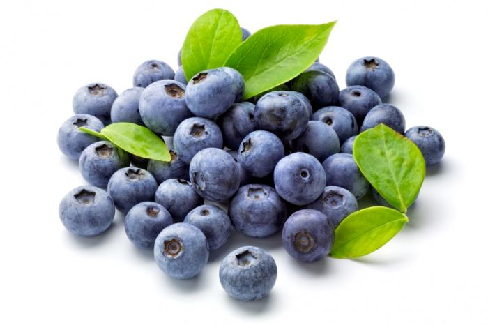 5 Amazing Organic Foods That Are Better Than Supplements-blueberries
