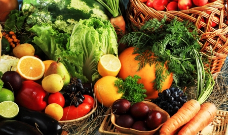 How to Get Rid of Winter Blues For Good With Organic Foods