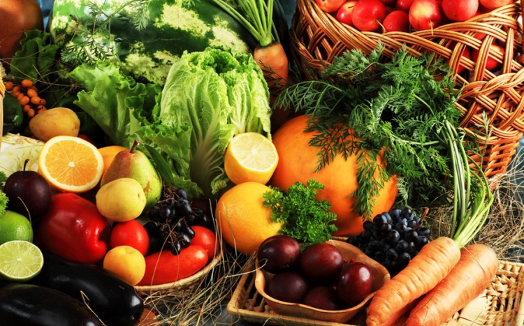 How to Get Rid of Winter Blues Once and For All with Organic Foods